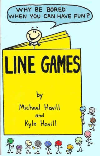 Line Games - Games for You and Your Family to Play While You Wait In Line