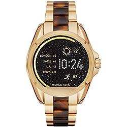 Michael Kors Access Touchscreen Gold Acetate Bradshaw Smartwatch MKT5003