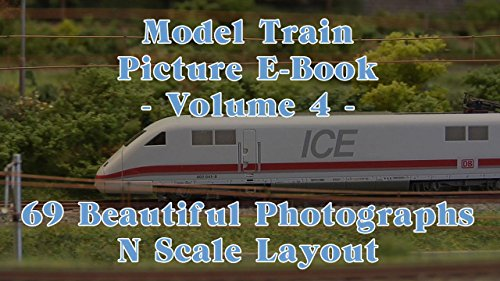 Model Train Picture E-Book - 69 Beautiful Photographs for sale  Delivered anywhere in USA