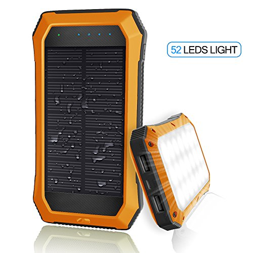 Power Bank With Led Light - 8