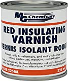 MG Chemicals 4228 Red Insulating Varnish, 225 mL