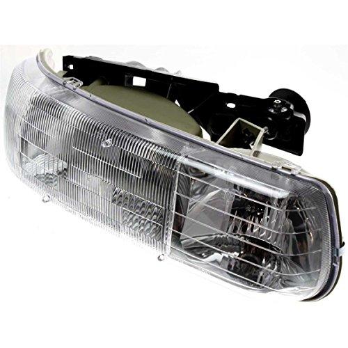01 Rh Headlight Headlamp Light - 6
