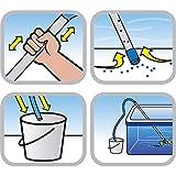 Shake-a-Vac Spa & Pool Water Vacuum & Self-Starting