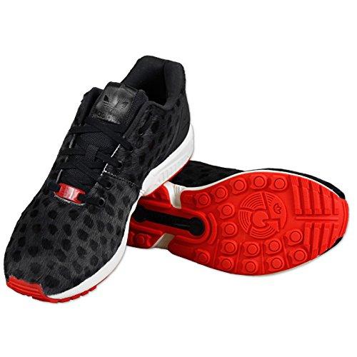 Adidas - ZX Flux - S79083 - Colore: Grigio-Nero - Taglia: 44.6
