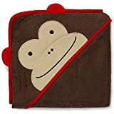 Skip Hop Zoo Hooded Towel - Monkey