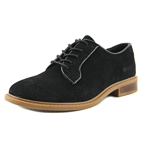 1c93d49e20c8 Tommy Hilfiger  quot Jayar Casual Oxford Shoes Black 6 M