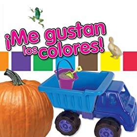 Amazon.com: ¡Me gustan los colores! / I Like Colors: Twin