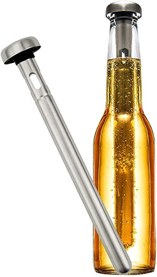 Compra Ndier Enfriador de cerveza - Enfriador de Botella de Acero ...