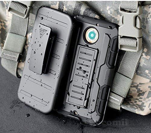 Amazon.com: Motorola Moto X2 Carcasa, Cocomii Robot Armor ...