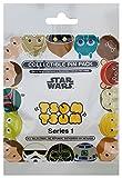 WDW Trading Pin - Star Wars - Tsum Tsum Mystery Pin Pack - Series 1