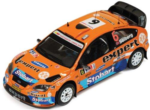1/43 フォード フォーカス RS WRC 08 09 ラリー・ノルウェー 4位 #6 H.Solber RAM359