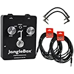 JangleBox New Improved Model Jangle Box Made in the USA w/ 4 Cables from JangleBox