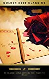img - for The 50 Greatest Love Letters of All Time book / textbook / text book
