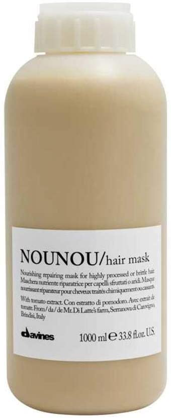 Davines Nounou Nourishing Mascarilla para El Pelo - 1000 ml