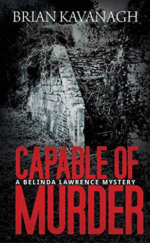 Capable of Murder (The Belinda Lawrence Mystery Series Book 1)