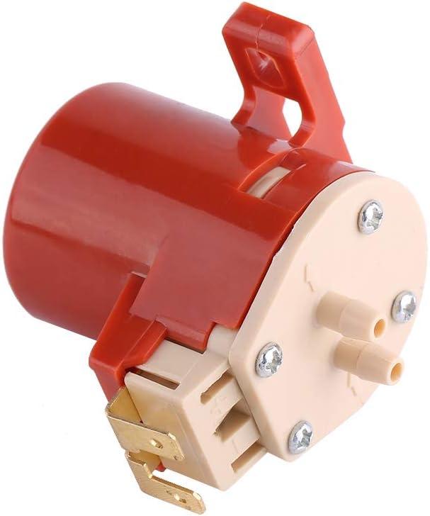 Pompa lavacristallo Parabrezza universale Doppio scarico Pompa motore tergicristallo Spruzzatore per parabrezza per camion per autobus