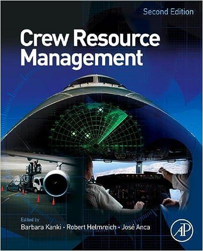 crew resource management kanki barbara g helmreich robert l wiener earl l
