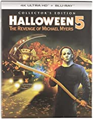 Halloween 5: The Revenge of Michael Myers - Collector's Edition 4K Ultra HD + Blu