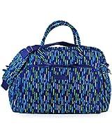 Vera Bradley Luggage Women's Weekender Katalina Showers Duffel Bag