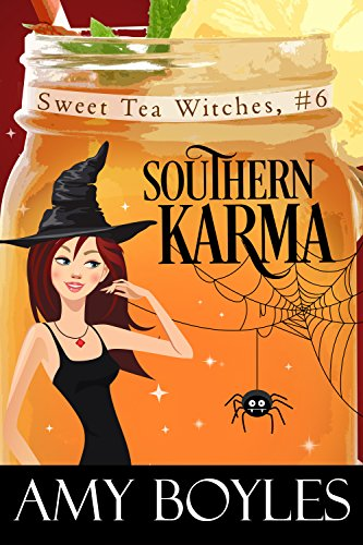 Southern Karma (Sweet Tea Witch Mysteries Book 6) by [Boyles, Amy]
