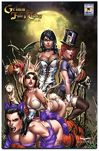 GRIMM FAIRY TALES HALLOWEEN Special #2, NM-, Long Beach, more GFT in store -