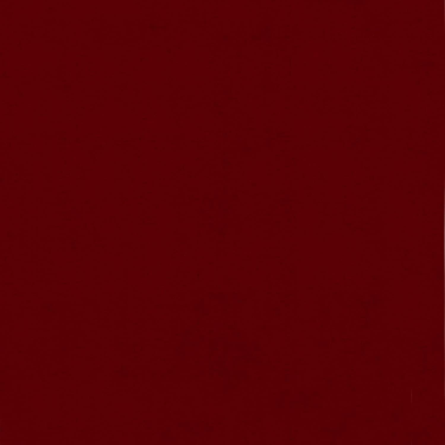 Dark Red Cardstock 25 Sheets 80Lb Cover 12 x 12 inch