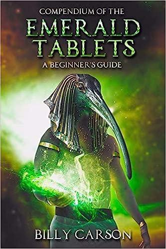Amazon.com: Compendium Of The Emerald Tablets (9780578476162 ...