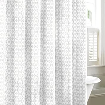 Laura Ashley 72 Inch Shower Curtain Venetia