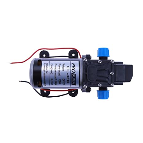 Vipeco high pressure water pump micro electric diaphragm pump 3210yb vipeco high pressure water pump micro electric diaphragm pump 3210yb 12v 100w ccuart Images