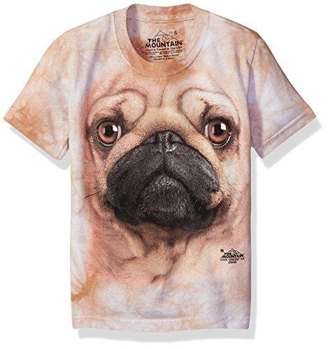 The Mountain Kids Pug Face T-Shirt
