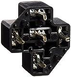 HELLA H84989031 5 Terminal Mini Relay Socket - PCB
