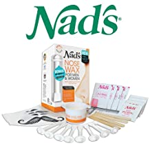 Nads Nose Hair & Blackhead Remover Wax For Men & Women Beauty Product Easy