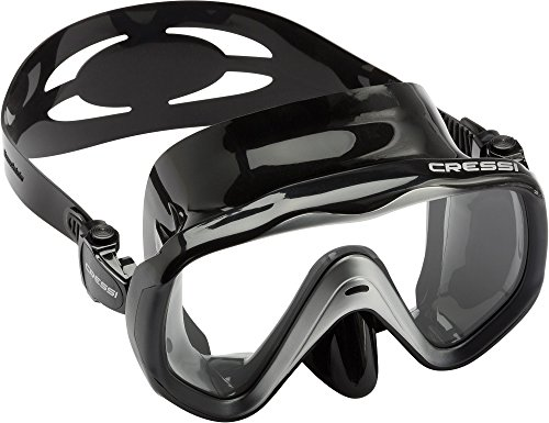 mens split fin snorkel set - 9