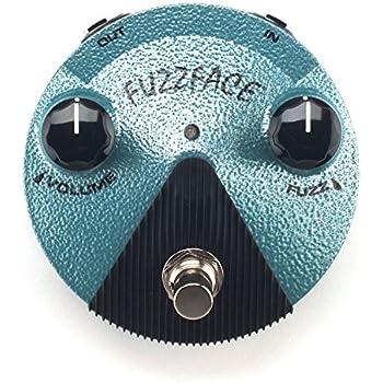 Dunlop FFM3 Jimi Hendrix Fuzz Face Mini Distortion