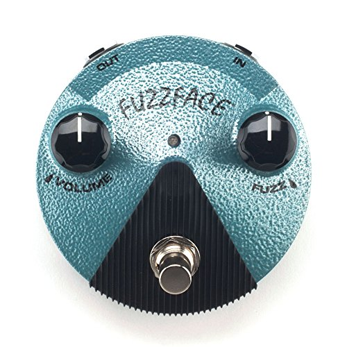 - Dunlop FFM3 Jimi Hendrix Fuzz Face Mini Distortion