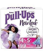 Pull-Ups New Leaf Girls' Potty Training Pants Training Underwear