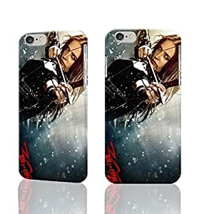 300 Rise of an Empire 3d Durable Hard Unique Case for Iphone 5 5s