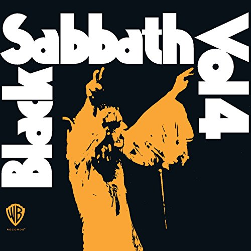 Original album cover of Vol. 4 by Black Sabbath