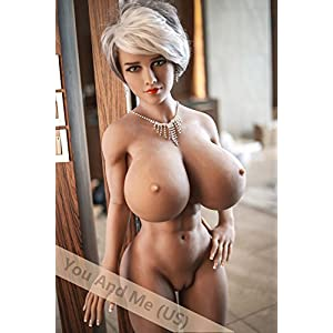 You And Me- 153cm Realistic Male Sex Doll, Oral/Vagina/Anal Sex, Lifesize Real Love Doll for Men Masturbator - Beatrice (Tan), 153cm