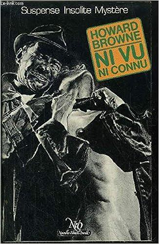 Amazon Fr Ni Vu Ni Connu Elisabeth Gaspar Livres