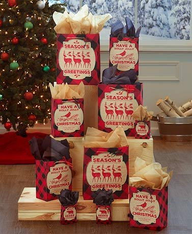 Holiday Gift Bags Ideas - 4