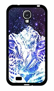 Trippy Mountain Cat 2-Piece Dual Layer Phone Case Back Cover Samsung Galaxy S4 I9500