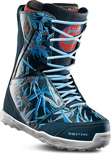 ThirtyTwo 2019 Lashed Alito (Navy/Blue/White) Snowboard Boots-12