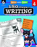 img - for 180 Days of Writing for Fourth Grade (180 Days of Practice) book / textbook / text book