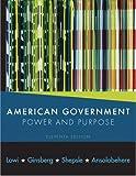 American Government 9780393932980