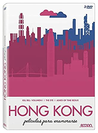 Pack Hong Kong: Kill Bill + The Eye + Ashes Of Time Redux DVD ...