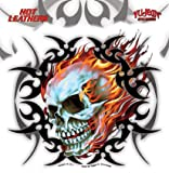 Hot Leathers - Tribal Flame Sk