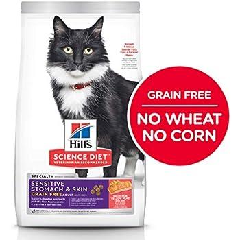 Amazon.com : Hills Z/D Low Allergen Cat Food 4 lb : Dry Pet ...