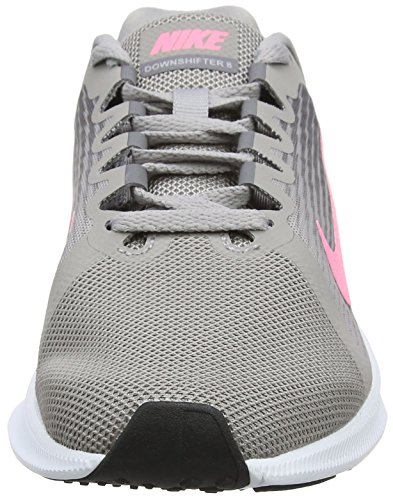 Sunset 004 NIKE Grey Femme Chaussures Downshifter Gunsmoke de 8 Pulse Running Gris atmosphere Sqw8S7Ap