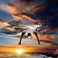 New Syma X8HW 2.4G 4CH WIFI FPV Gyro RC Quadcopter Drone HD Camera UAV RTF UFO